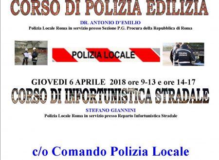 LADISPOLI: CORSI DI FORMAZIONE DICCAP-ANASPOL il 04 e 06 aprile 2018