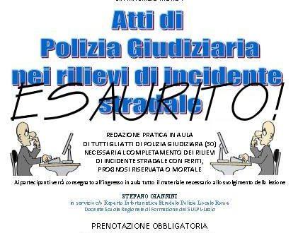 Corso di Aggiornamento professionale a Guidonia Montecelio (RM)