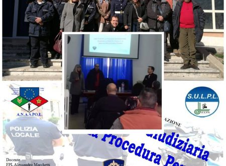 Grande partecipazione al corso di PG organizzato a Villa S. Giovanni in Tuscia (VT)