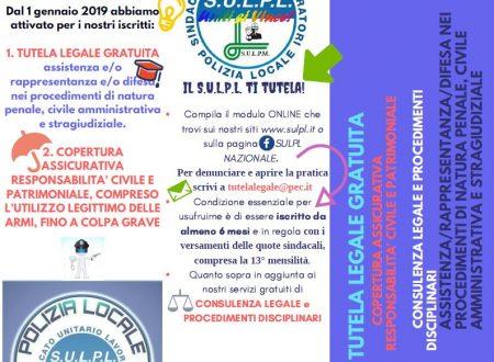 TUTELA LEGALE E COPERTURA ASSICURATIVA