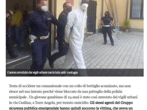 Roma: ennesimo intervento della Polizia Locale per la sicurezza urbana, Riforma non più rinviabile